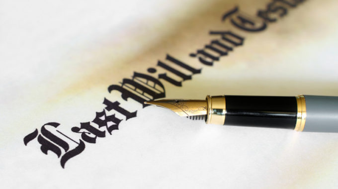 The Basics Vol. 1.01: What Is A Will?